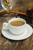 Coffee Break in the moring Royalty Free Stock Photo