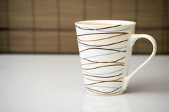 Coffee break in office. Stock Photos