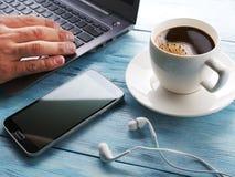 Coffee break. Stock Images