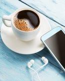 Coffee break. Royalty Free Stock Photo