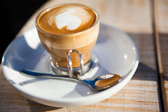 Coffee break. Royalty Free Stock Images
