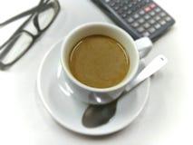 Coffee break. Time Stock Photography