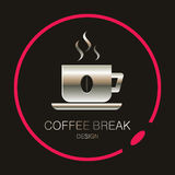 Coffee break time Royalty Free Stock Photography