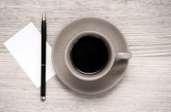 Coffee-break Stock Image