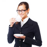 Coffee-break Royalty Free Stock Photography