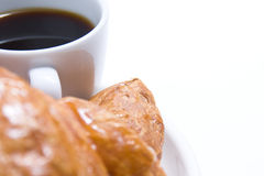 Coffee breakfast Stock Photos