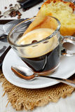 Coffee breakfast Royalty Free Stock Photo