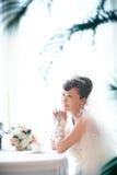 Coffee bride Stock Photography