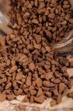 Coffee brown Stock Image