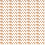 Coffee brown hand-painted stripes seamless background Stock Image