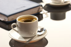 COFFEE BUSINESS Stock Photography