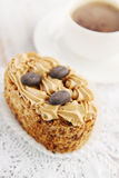 Coffee cake Royalty Free Stock Photography