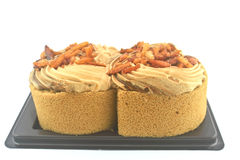 Coffee cake. Stock Images