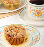 Coffee Cake Muffin Royalty Free Stock Photos