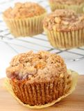 Coffee Cake Muffin Royalty Free Stock Images