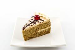 Coffee cake. Stock Photos