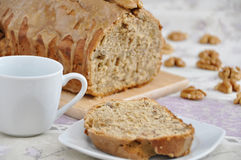 Coffee Cake Stock Photo