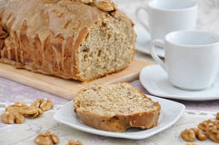 Coffee Cake Stock Photography