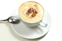 Coffee cappuccino Stock Image