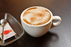 Coffee cappuccino Royalty Free Stock Photography
