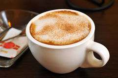 Coffee cappuccino Royalty Free Stock Image