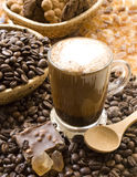 Coffee Cappuccino Royalty Free Stock Images