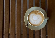 Coffee cappuccino cup Royalty Free Stock Photography