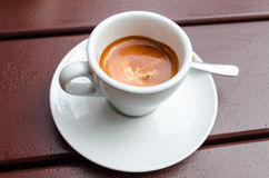 Coffee, cappuccino cup Royalty Free Stock Photos