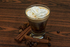 Coffee Capuccino Stock Photography