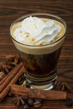 Coffee capuccino Stock Image