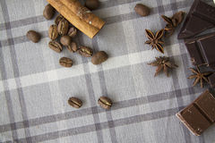 Coffee and choco background  23 Stock Images