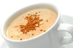 Coffee with cinnamon Stock Photography