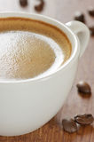 Coffee close-up Royalty Free Stock Photos