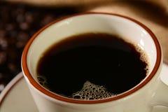 Coffee closeup Stock Photo