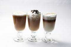 Coffee cocktails Stock Photo