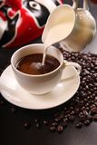 Coffee, Coffee Cup, Espresso, Cup stock photo