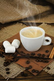 Coffee. Coffee Espresso. Stock Image