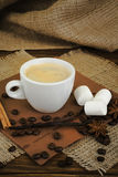 Coffee. Coffee Espresso. Stock Images