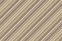 Coffee color striped backround seamless pattern Royalty Free Stock Images
