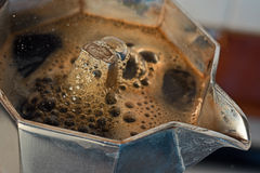 Coffee comes from mocha Stock Photos
