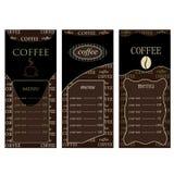 Coffee company green color-04 Stock Image