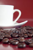 Coffee composition Royalty Free Stock Photos