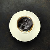 Coffee composition Royalty Free Stock Image