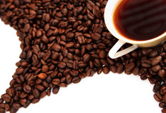 Coffee concept Royalty Free Stock Image