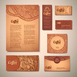 Coffee concept design Royalty Free Stock Image