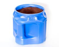 Coffee Container Stock Photography
