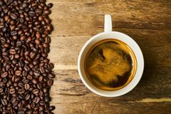 Coffee, Core, Seed, Photo, Food Royalty Free Stock Image