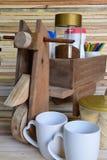 Coffee corner Stock Image