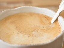 Coffee with crema Stock Photos