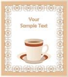 coffee cup 库存照片